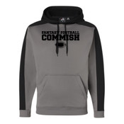 Fantasy Football Commish - JAmerica Polyester Fleece Hoodie