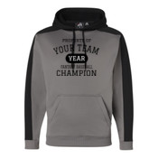 Custom Property of Your Fantasy Baseball - JAmerica Polyester Fleece Hoodie