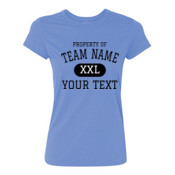Custom Property of Any Sport  - Light Ladies Ultra Performance 100% Performance T Shirt