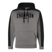 Custom Fantasy Baseball Champion Words - JAmerica Polyester Fleece Hoodie