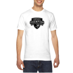 Custom Fantasy Football Champion Half Football - American Apparel Unisex T-Shirt