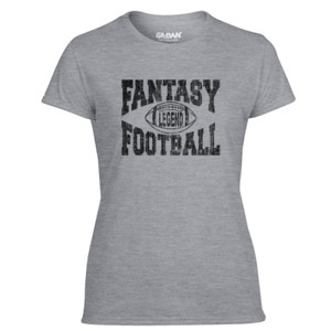 Fantasy Football Legend - Light Ladies Ultra Performance Active Lifestyle T Shirt