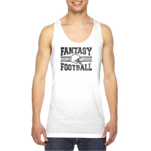 2016 Fantasy Football Champion H Helmet - American Apparel Unisex Sublimation Tank