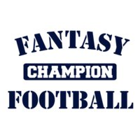 Fantasy Football Champion POstyle