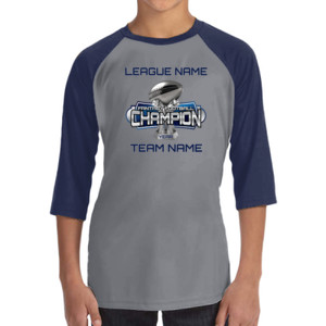 Fantasy Football Champion Large Trophy - Light Youth/Adult Ultra Performance Active Lifestyle T Shir - ALO 100% Performance Youth Baseball T-Shirt