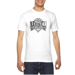 2015 Fantasy Baseball Champion Diamond Stars - American Apparel Unisex T-Shirt