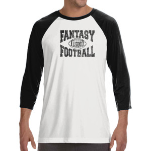 Fantasy Football Legend - ALO 100% Performance Unisex Baseball T-Shirt
