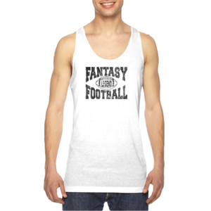 Fantasy Football Legend - American Apparel Unisex Sublimation Tank