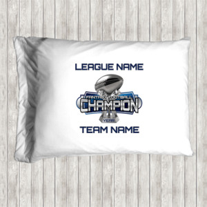 Fantasy Football Champion Large Trophy - Pillow Case