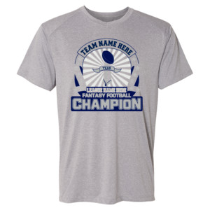 Fantasy Football Championship Design - (S) Kinergy Training Light Color Tee