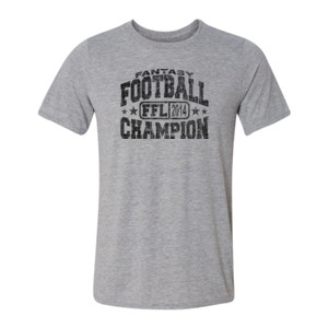 Fantasy Football Champion FFL 2014 - Light Youth/Adult Ultra Performance 100% Performance T Shirt