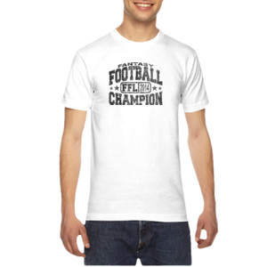Fantasy Football Champion FFL 2014 - American Apparel Unisex T-Shirt