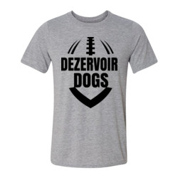 Dezervoir Dogs - Light Youth/Adult Ultra Performance Active Lifestyle T Shirt