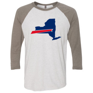 Buffalo is New York's Football Team - Light Youth/Adult Ultra Performance Active Lifestyle T Shirt