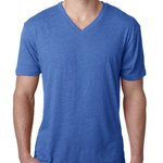 Men's Triblend V Neck