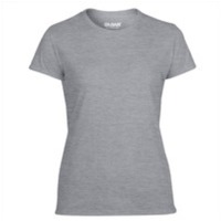 Light Ladies Ultra Performance Active Lifestyle T Shirt