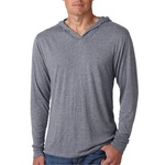 Adult Triblend Long-Sleeve Hoody (S)