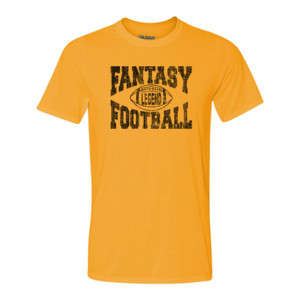 Fantasy Football Legend - Light Youth/Adult Ultra Performance Active Lifestyle T Shirt