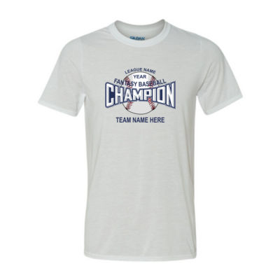Custom Fantasy Baseball Champion Baseball A Thumbnail
